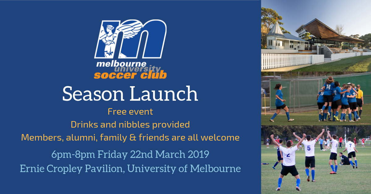 MUSC 2019 Season Launch