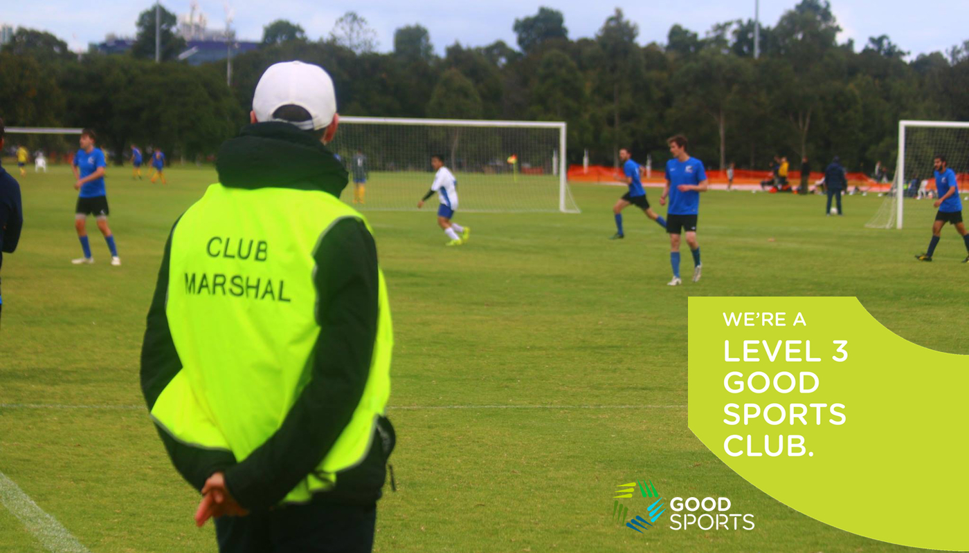 Level 3 Good Sports Club